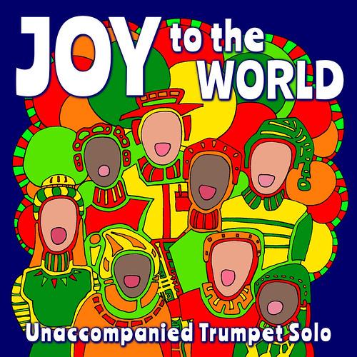 Joy to the World Solo Trumpet BLOCK