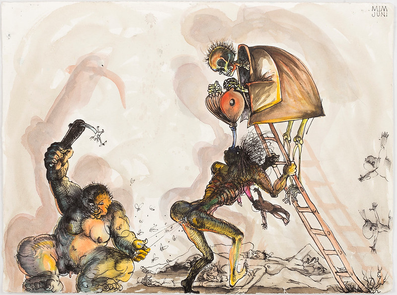 Ulf Rahmberg - Sketch for 34 o'clock