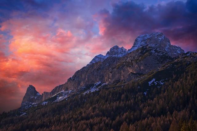 Dolomites Glory