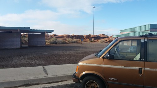 Meteor Crater Rest Area