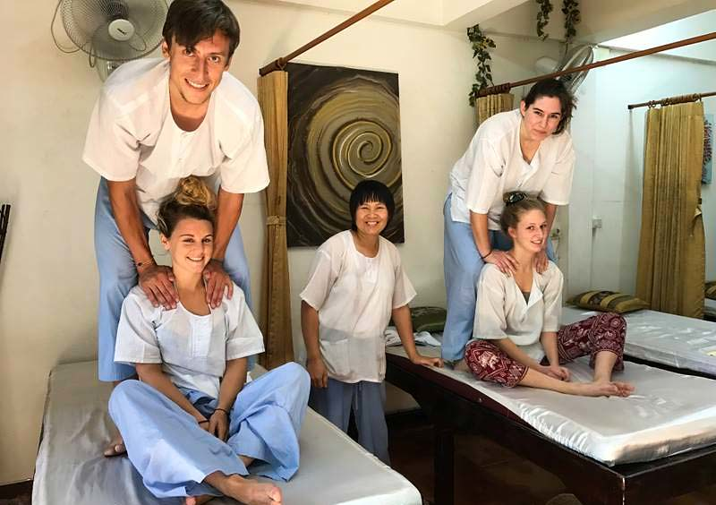 Sabai De Ka Massage School (Chiang Mai, Thailand) – Brochures, Info, Price, Reviews