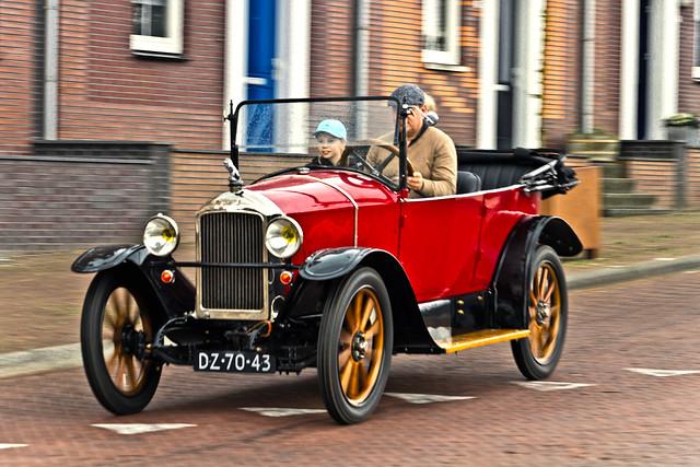 Peugeot 163 Cabriolet 1922 (8364)