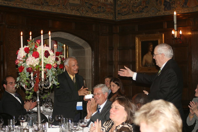 2008 World Food Prize Welcome Dinner at Salisbury House