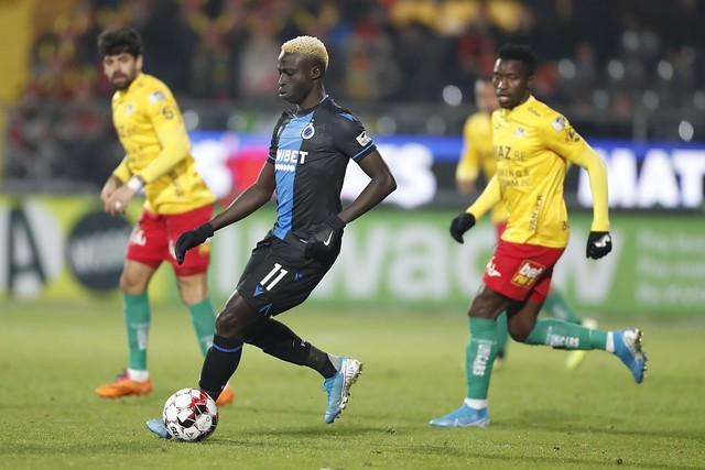 KV Oostende - Club Brugge 04-12-2019