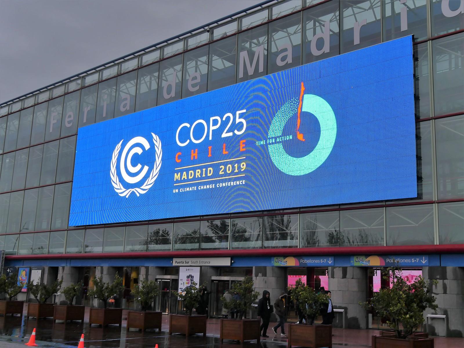 COP25, Best of the first week2-8 December 2019