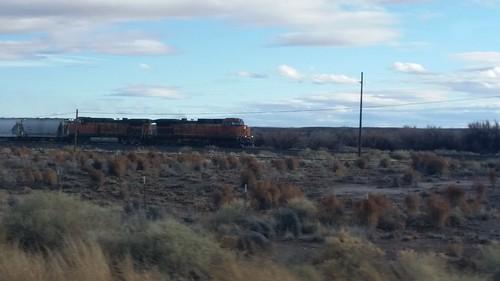 BNSF Transcon