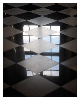 Window in the floor
