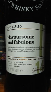 SMWS 135.16 - Flavoursome and fabulous