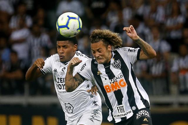 Atlético MG x Botafogo - 04/12/2019