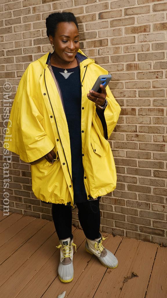 Burda Rain Jacket