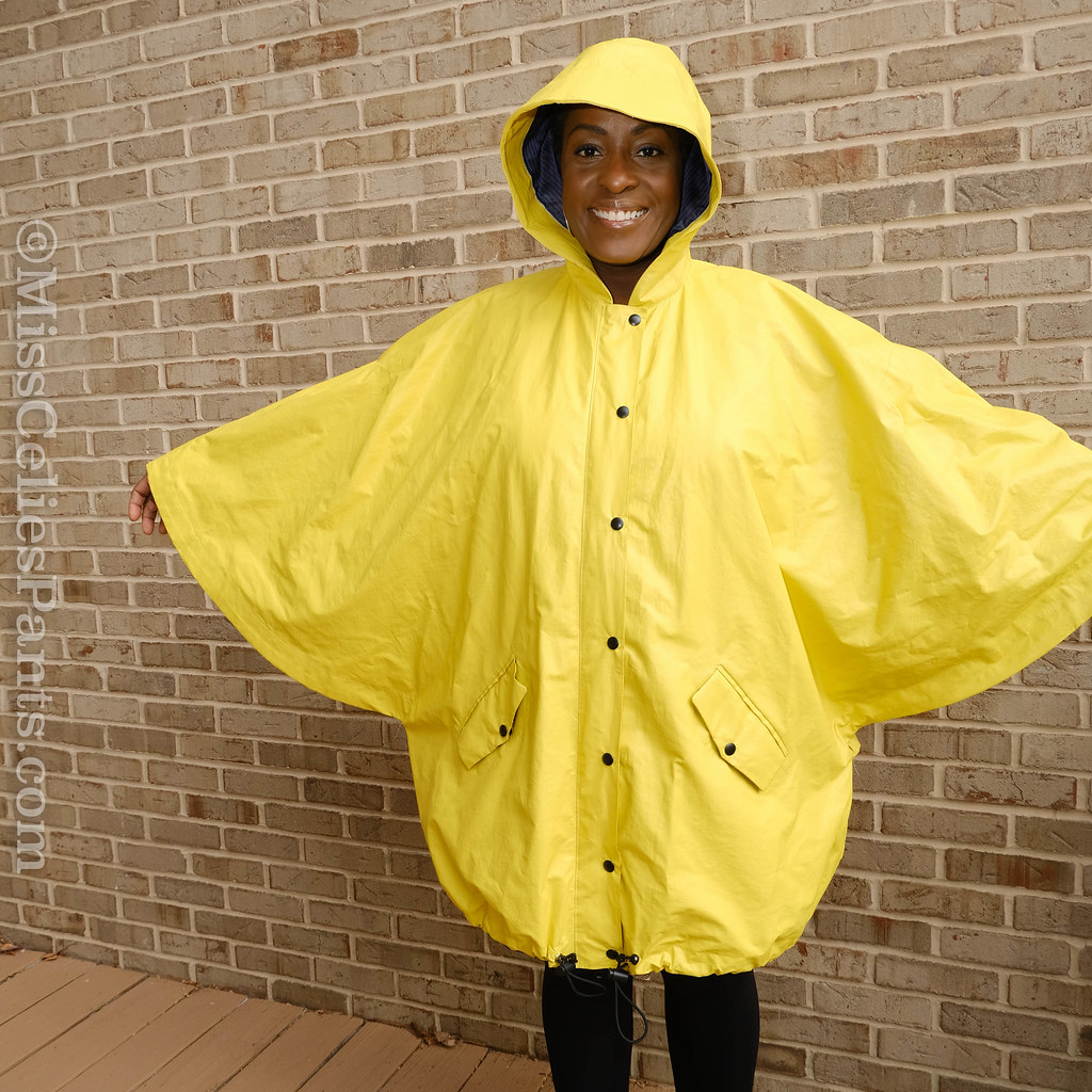 Burda Rain Jacket-5