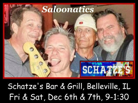Saloonatics 12-6, 12-7-19