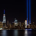 WTC Tribute Lights