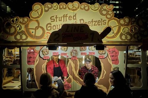 Stuffed pretzels, anyone?