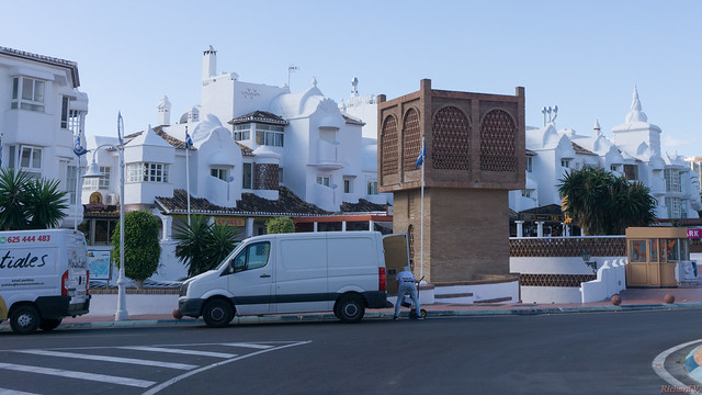 Benalmadena, Costa Del Sol, Espagne, Spain - 2996
