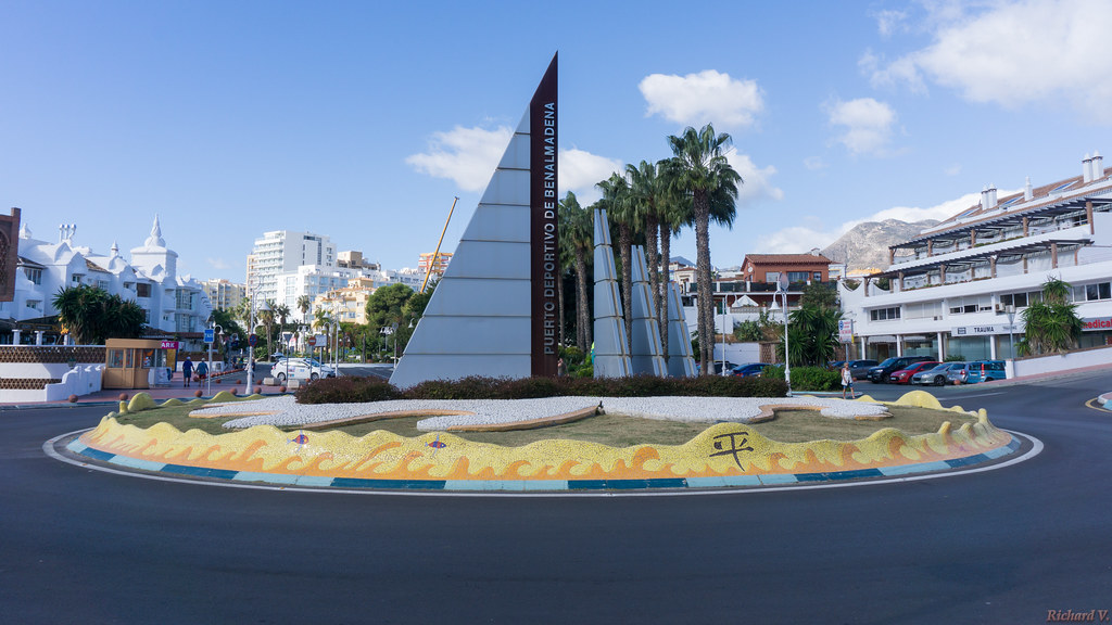 Benalmadena, Costa Del Sol, Espagne, Spain - 2993