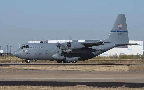 Texas ANG C-130 Hercules