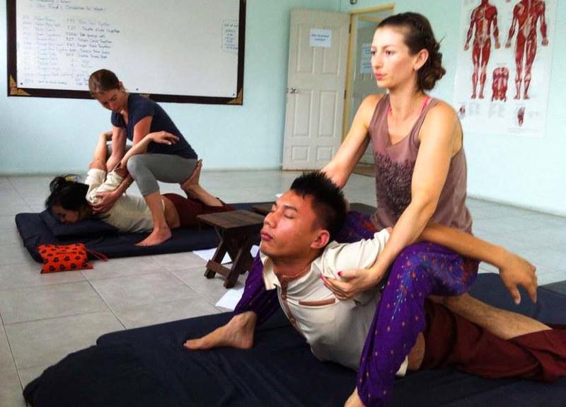 SVG Thai Massage Training Center (Chiang Mai, Thailand) – Info & Travellers Reviews