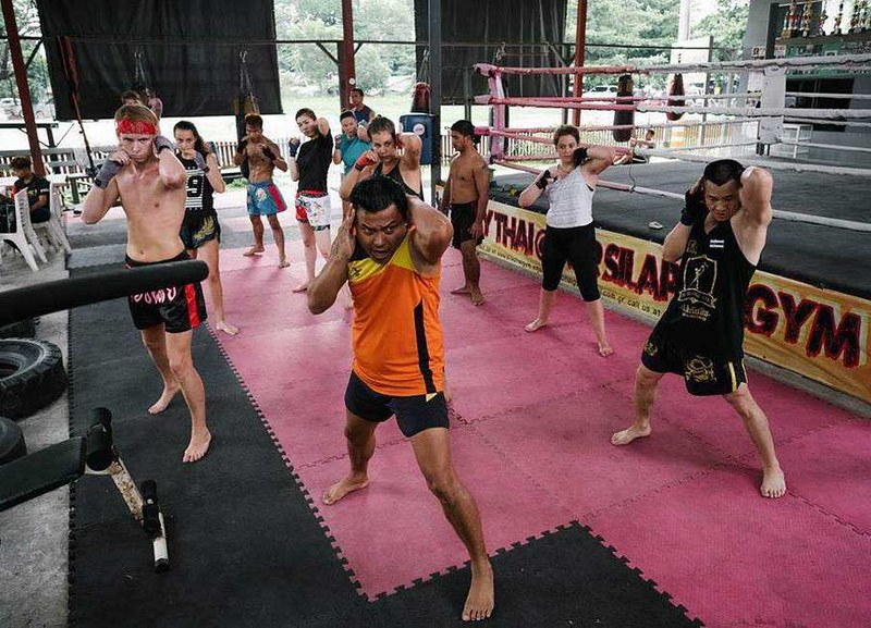 Por Silaphai Thai Boxing Gym (Chiang Mai, Thailand) – Brochures, Info, Price, Reviews