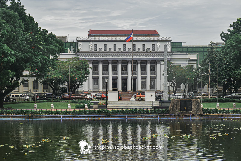things to do in Bacolod: NEGROS CAPITOL AND LAGOON