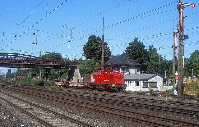 RCC 202 330  Düsseldorf - Rath  23.07.19