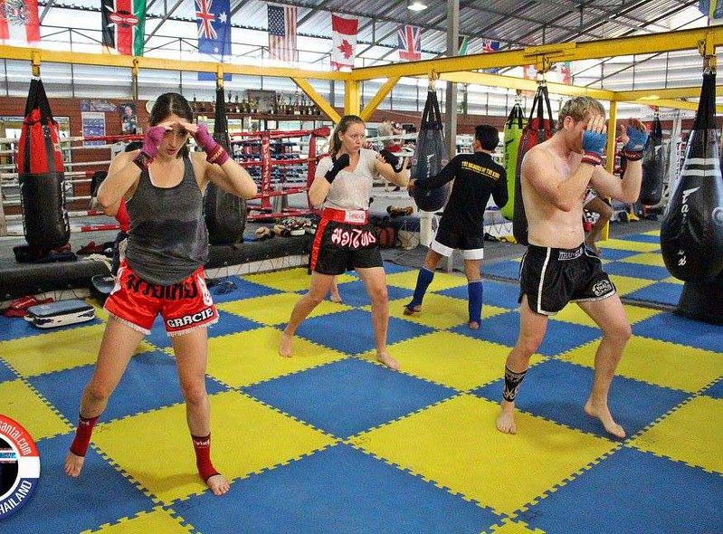 Santai Muay Thai (Chiang Mai, Thailand) – Info, Price & Travellers Reviews