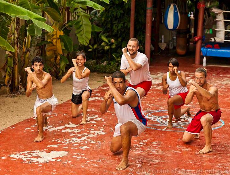 Muay Thai Sangha (Chiang Mai, Thailand) – Info, Price & Travellers Reviews