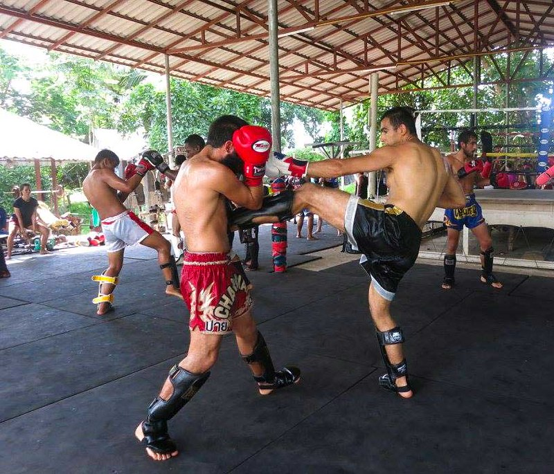 Charn Chai Muay Thai Gym (Chiang Mai, Thailand) – Info, Price & Travellers Reviews