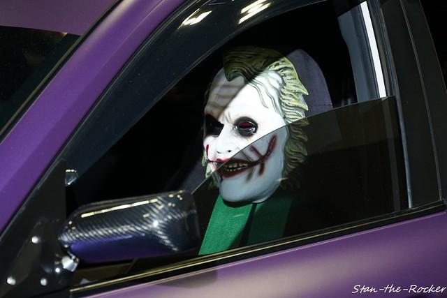 San Francisco International Auto Show - Moscone Center - 120119 - 16