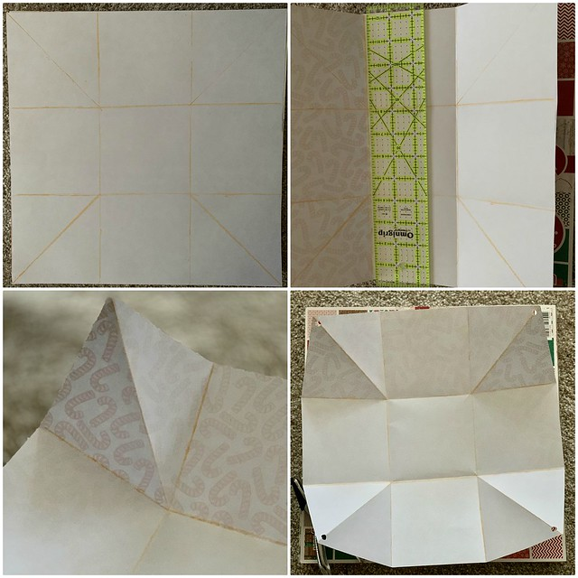 How To Make A Scrap Paper Basket