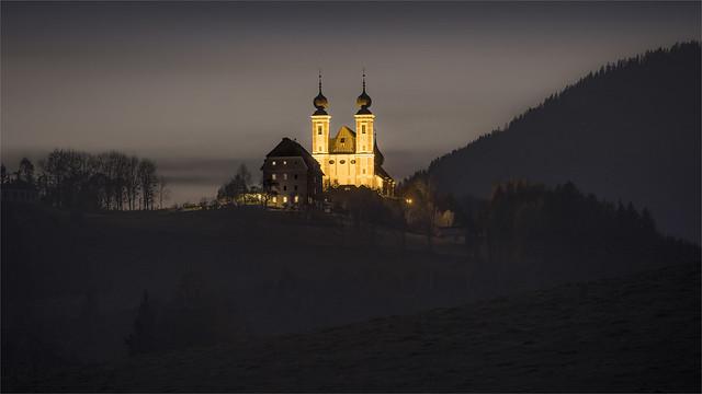 _DSC4253 Pilgrim church Frauenberg - Admont - Styria / Austria