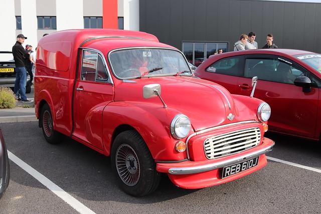 Morris Minor REB610J