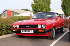 Ford Capri 2.8 Injection A841HAY