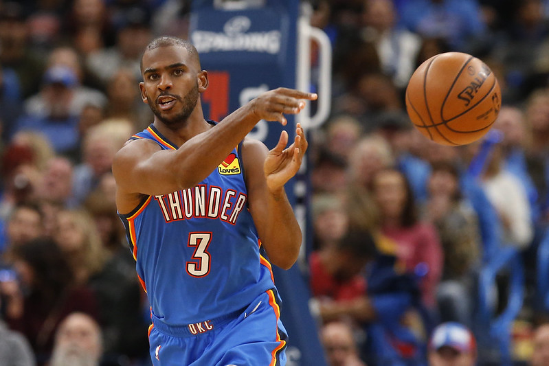 Chris Paul。(達志影像資料照)