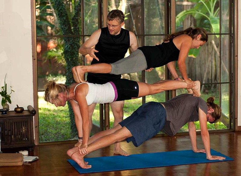 Yoga Mind Yoga Body (Chiang Mai, Thailand) – Info & Travellers Reviews