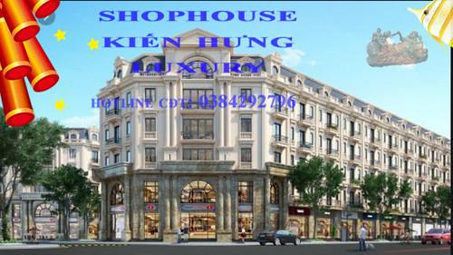 D\u1ef1 \u00e1n Shophouse Ki\u1ebfn H\u01b0ng Luxury 1 H\u00e0 \u0110\u00f4ng H\u00e0 N\u1ed9i | D\u1ef1 \u00e1n ...