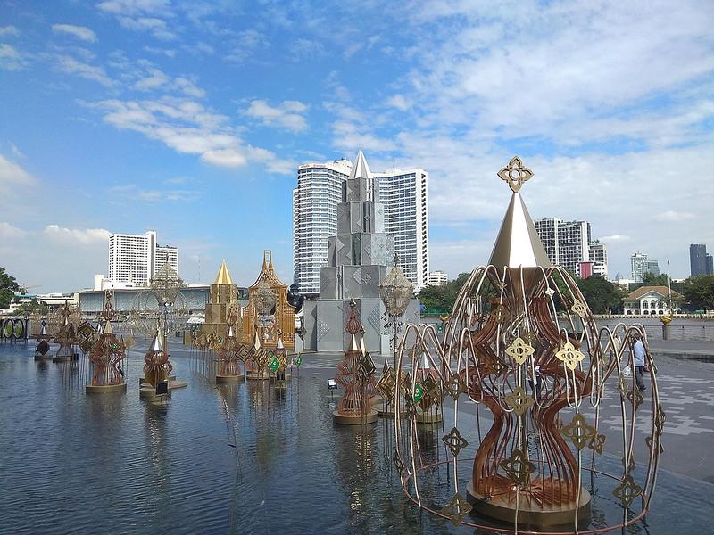 Iconsiam shopping mall Bangkok
