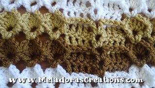 Marshmallow Baby Blanket 1