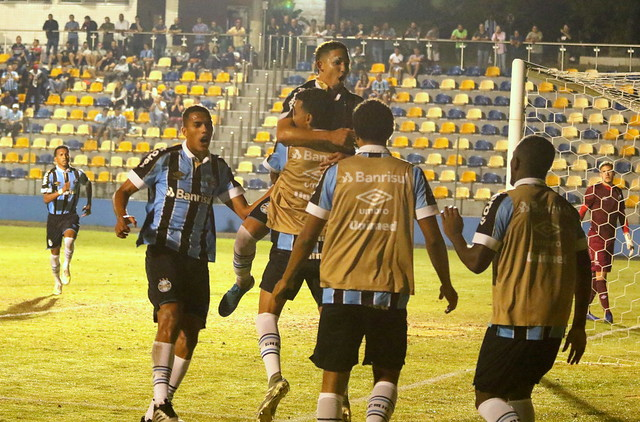 Copa Ipiranga Sub-20 - Grêmio x Nacional/URU