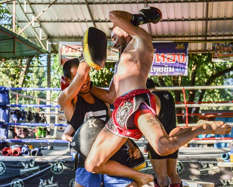 Hongthong Muay Thai Gym (Chiang Mai, Thailand) – Info, Price & Travellers Reviews
