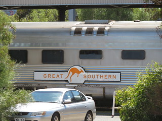 Great Southern Train Carriage