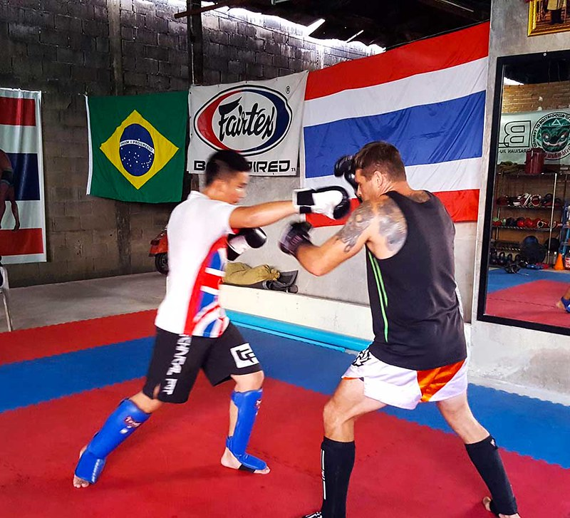 Iron Lion Muay Thai Gym (Chiang Mai, Thailand) – Info, Price & Travellers Reviews