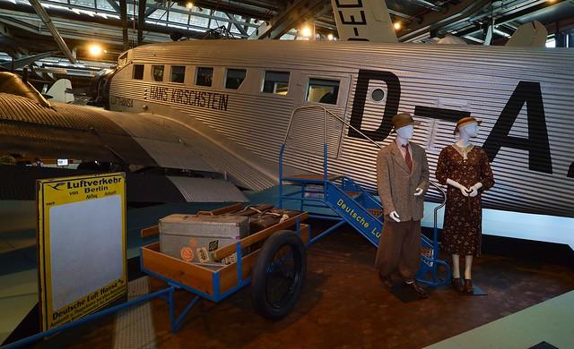 Berlin - 1930s Air Travel