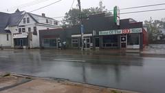Hurricane Dorian in Halifax, Nova Scotia - September 7, 2019