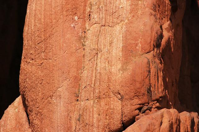 Lyons Sandstone (Permian; Garden of the Gods, Colorado Springs, Colorado, USA) 13