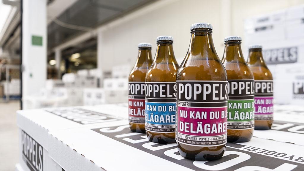 В Москве пройдёт презентация пивоварни Poppels Bryggeri