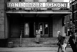 Second hand clothes - Chorzów 2019