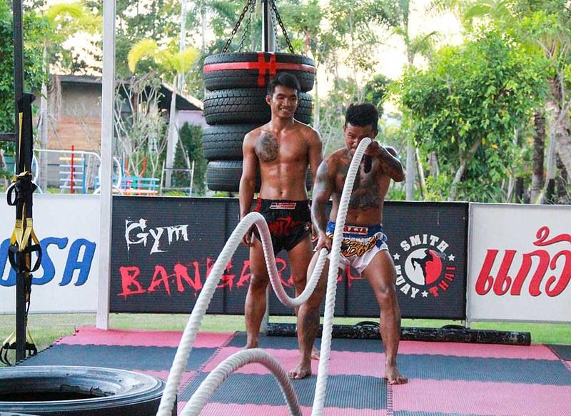 Gym Bangarang Muay Thai & Fitness Camp (Chiang Mai, Thailand)