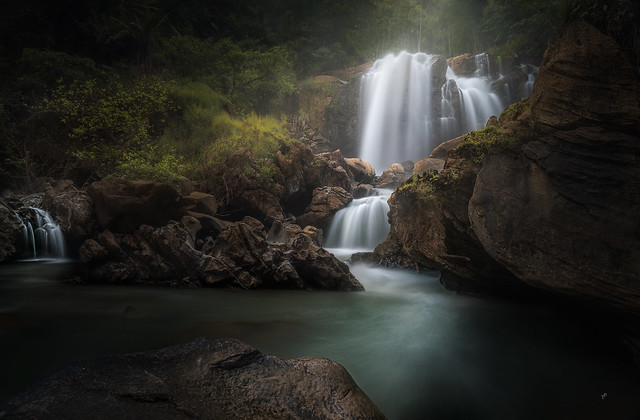 Shirley Falls. Yellapupr , North Karnataka