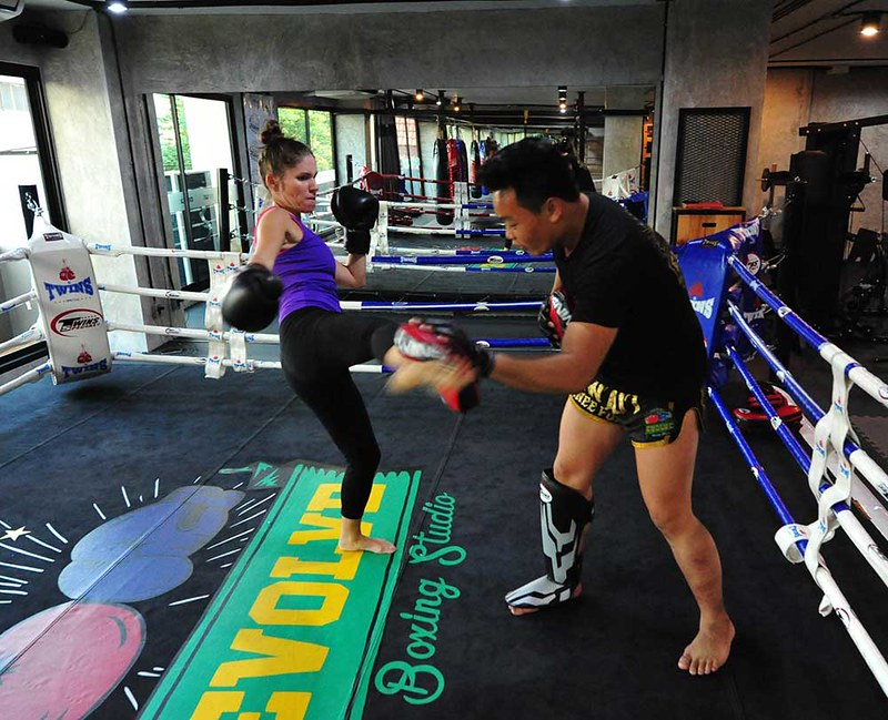 Evolve Boxing Studio (Chiang Mai, Thailand) – Info, Price & Travellers Reviews